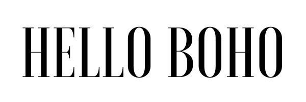 Hello Boho | Handcrafted Lampshades, Homewares & Home Décor