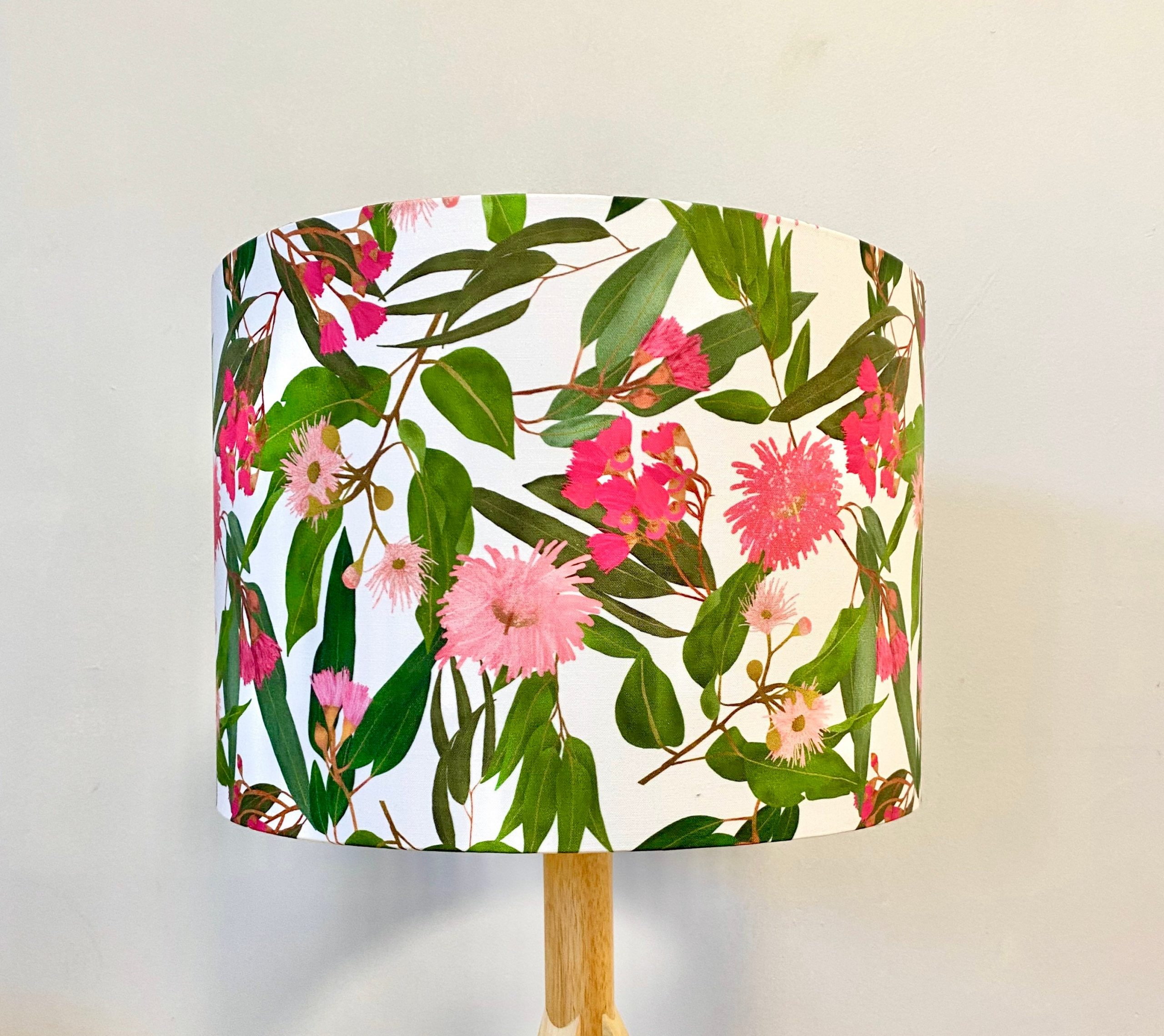 Australian Flora Lampshade Hello Boho Handcrafted Lampshades Homewares Home Decor